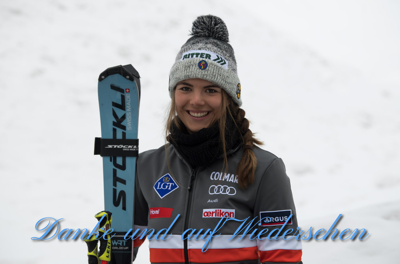 Anna Banzer - LSV Juniorenkader / SC Gamprin